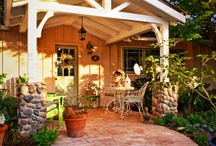Bobcaygeon Front porch inspiration