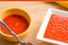 Get Saucy / Sometimes it's all in the sauce.