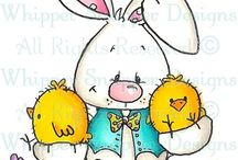 Spring/Easter Clip Art