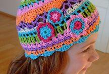 Crochet Hats / by Kristi Stell