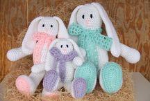 Easter Crochet Patterns / Crochet Patterns for Easter, Easter Home Decor Crochet Patterns, Baby Crochet Easter Patterns, Easter Bunny Crochet Patterns, Easter Toys and Animals Crochet Patterns
