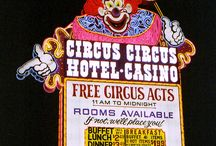 Circus Circus / News items, images and memorabilia from Circus Circus LV & Reno. Featuring Lucky and Topsy the Clowns.
