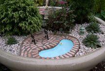 Mini/Fairy Gardens, Doors, Accessories  / by Mary Ann Haralson