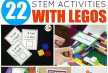 Legoaktiviteter
