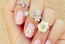 Ροζ νύχια