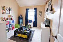 Kyle's bedroom ideas / by Leza Dyer-Hughes