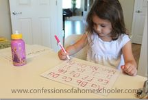 Homeschool- PreK 4/5 / by AnnKatherine Alexander