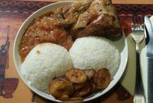 PLAT TROPIC FOOD / Plats afro - antillais