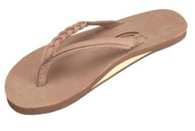 Women's Sandals / The latest women's sandals from Reef, Rainbow, and more. / by SwimtoWin.com