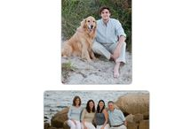 Family Beach Portraits ~ What to Wear / What to wear for family beach portraits. Try to coordinate.