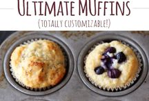 Ultimate muffins recipe / Muffins