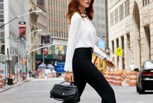 Fall & Winter Fashion for Work & Play / Ideas and trends to help you build your wardrobe