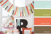 Stampin' Up! - Party Ideas