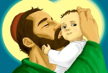 Christ and Joseph