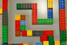 Lego learning / by Joann Holt