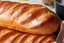 pain et pain brioche