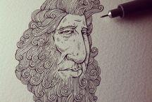 Desenhos / Desenhos brisas