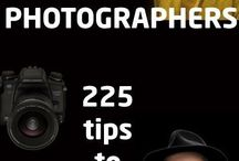 Photographers tips