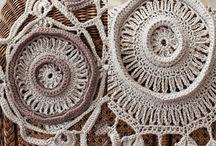 Art - Crochet / by Boryana Kolf