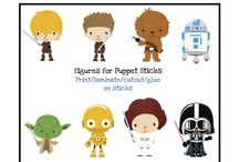 starwars party favors