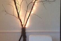 Natures Art / Made this from natural materials for an empty white dining room wall.  / by Mel Antuna