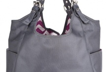 Satchel Diaper Bags / Satchel Diaper Bags are easy to use and fashionable bags for busy moms.