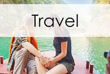 """Travel / Say YES to new adventures with our Travel pinboard that's designed to inspire the travel bug in you. Between Europe, ski resorts, tropical beaches, and foreign cities, there are so many """"dream destinations"""" to jet off to. Start planning your next getaway today with some of our favorite vacation destinations!"""