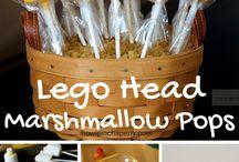 birthday party ideas - Lego