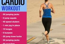 Cardio / Cardio blast that will keep you and your heart health<3 / by WellnessMats Fitness