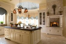 Kitchen ideas / by Karen Canfield