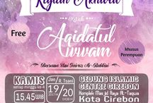 Kajian Akhwat / Kajian rutin Khusus Akhwat, Kota Cirebon