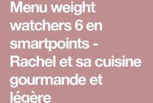 rachel Weight watchers