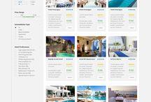 Travel Web Inspiration