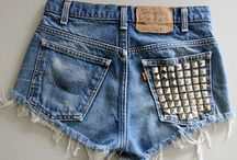 Customised shorts