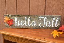 Fall DIYs