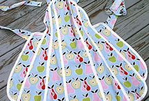 Vintage Aprons / by Ginny Stookey-Wekall