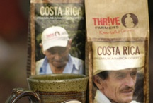 coffee / Anything Coffee especially Thrive Farmers / by Sharon Murray Jones