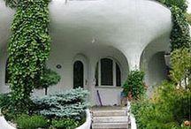 Underground Eco homes