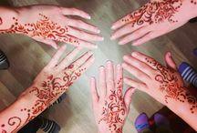 Henna painting by MandaLabor