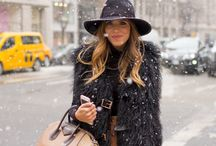 fall and winter clothes