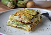 Italian recipes / Hungry?