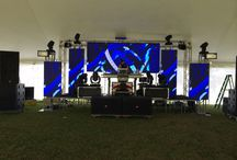 LED Production / Texas Pro-Audio Rentals offer high end LED modules for small to huge indoor and outdoor events.