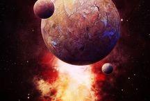 Vesmír a jeho tajemství ☄️