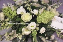 funeral flowers / Acanthus Alkmaar Bloemen, your adress for the most beautifull funeral flowers