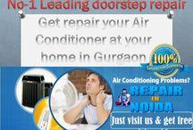 Get AC repair Noida