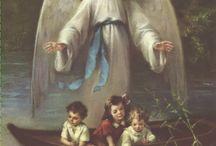 Angels, Christian faith