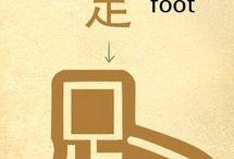 Chinese tekens