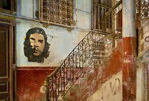 Cuban theme interior