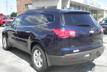 Chevrolet Traverse / NEW Cars Available at BILL STASEK CHEVROLET 847-537-7000 www.stasekchevrolet.com