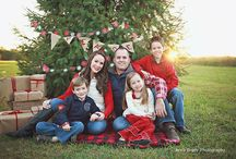 Christmas family shoot